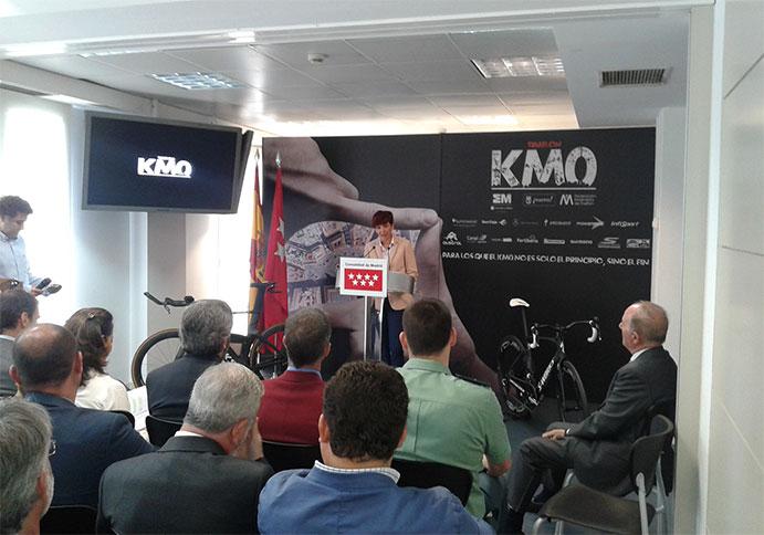 El triatlón Madrid KM0 busca situarse entre las mejores pruebas internacionales
