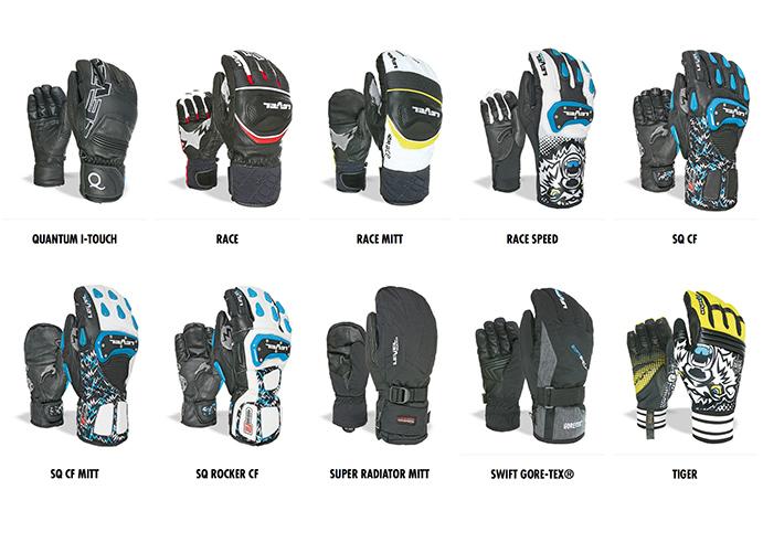 Jorcani incorpora los guantes Level a su portafolio