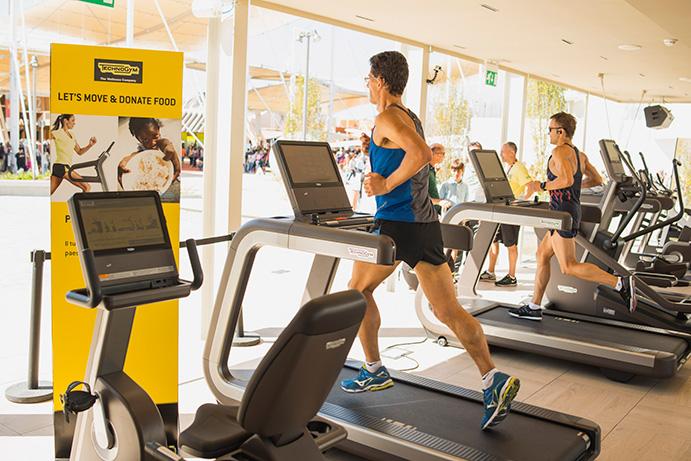 Nuevo récord mundial en carrera continua en cinta de correr