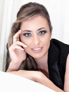 Sandra Pino es campeona de BodyFitness y psicóloga.