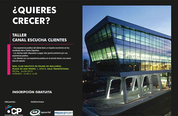El taller 'Canal Escucha Clientes' llega a Mallorca