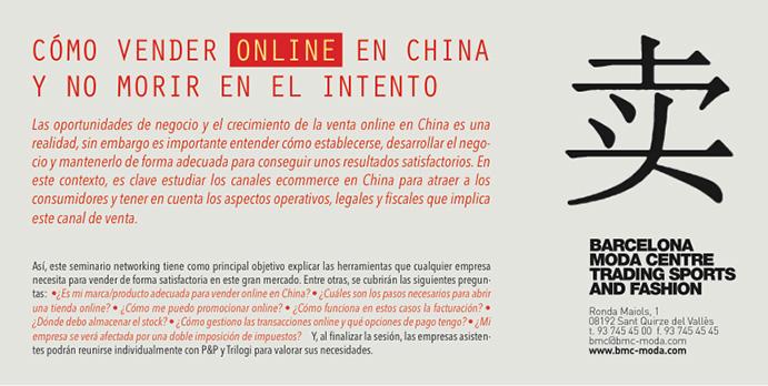 Afydad organiza una jornada sobre cómo vender online en China
