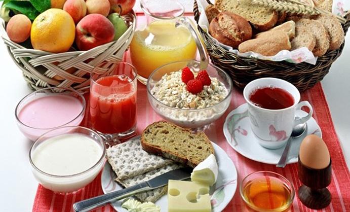 El mejor desayuno para entrenar