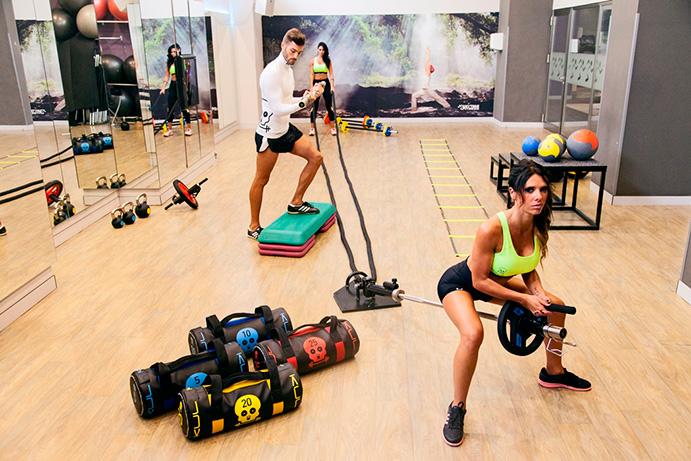 """La nueva marca Kul Fitness quiere aportar """"color y funcionalidad"""" al equipamiento fitness"""