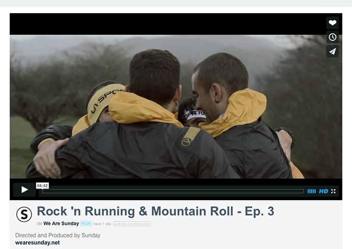 Llega el último episodio de La Sportiva Mountain Running Team