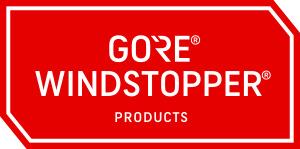 Logo de Gore Windstopper.