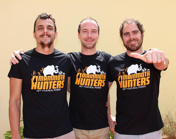 La única App de Paleo, Mammoth Hunters, alcanza los 100.000 usuarios mundiales