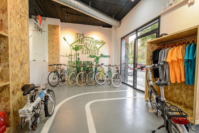 In Bicycle We Trust abre en Granada y prepara otra tienda en Fuengirola