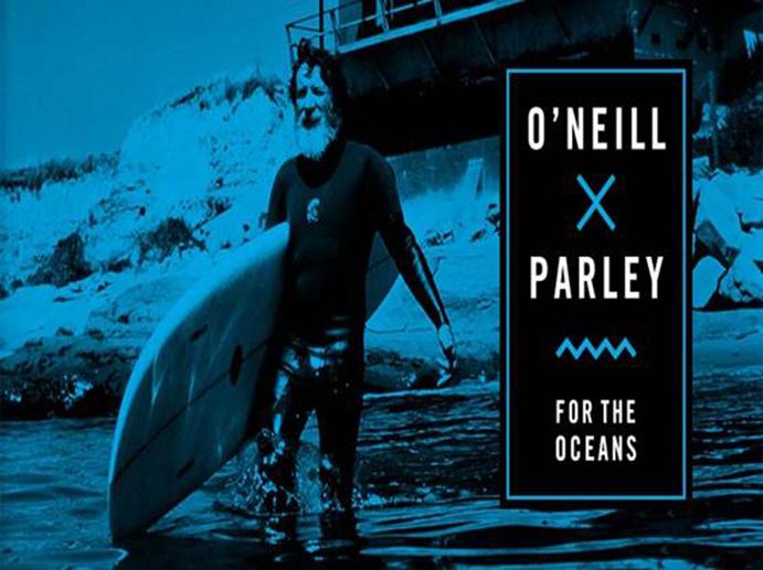 O'Neill se suma a la lucha de Parley for the Oceans contra la contaminación oceánica