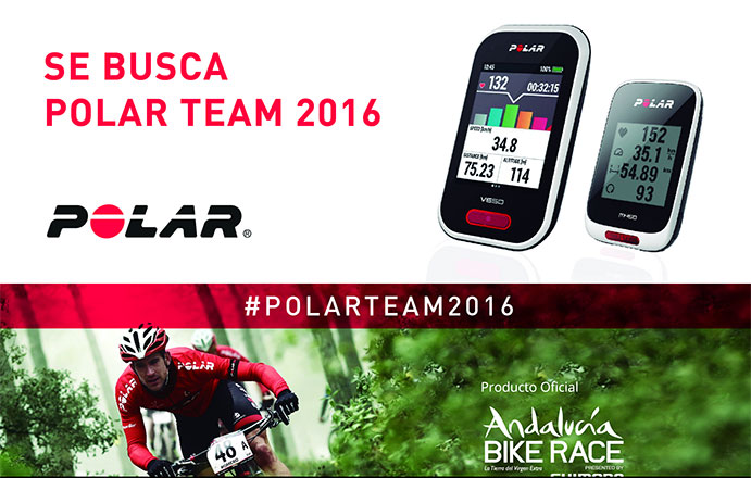 Polar regala 10 plazas para la Andalucía Bike Race