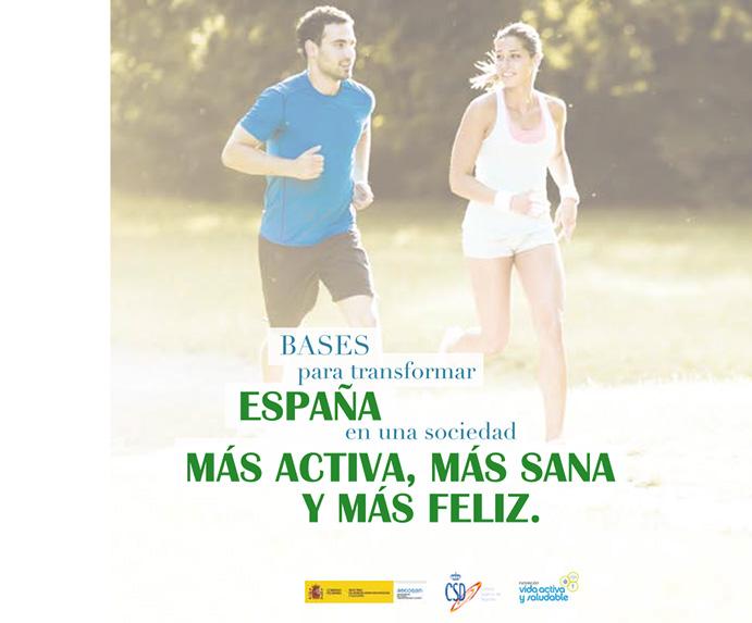 Programa del I Simposio de la Fundación Vida Activa y Saludable