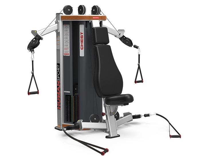 Star Trac introduce mejoras en el circuito Human Sport®