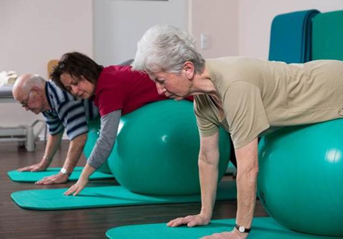 Consejos para hacer ejercicio en la tercera edad