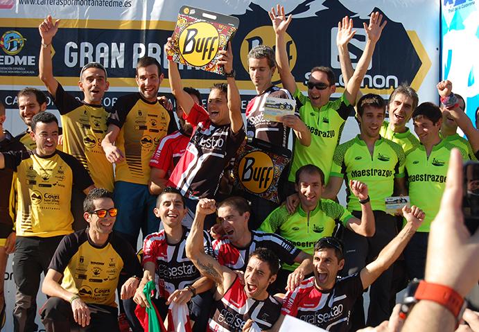 El Campeonato de Carreras por Montaña en línea de Clubes Fedme ya tiene ganadores
