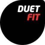 duet fit logo