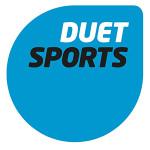 duet sports logo