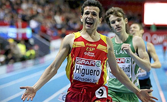 El mediofondista Juan Carlos Higuero se une al equipo Solorunners