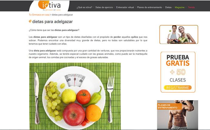 Ictiva estrenará este mes nueva web y prepara su propia App