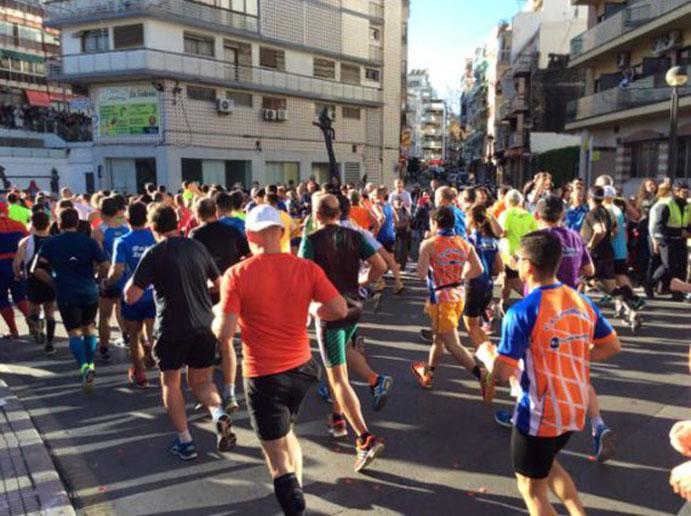 Muerte súbita de un joven corredor en el medio maratón de Benidorm