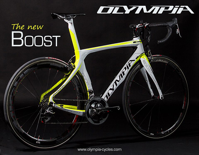 """Olympia Cycles: """"Nuestro modo de trabajar es totalmente opuesto al de las grandes marcas"""""""