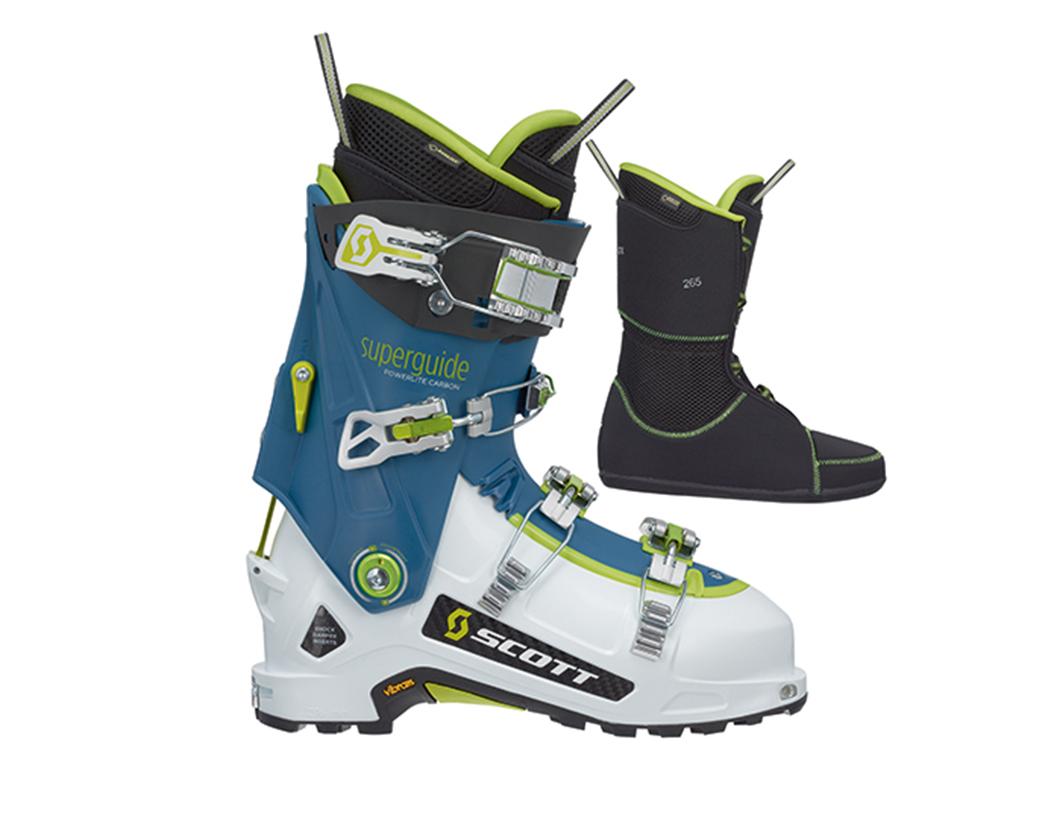 Novedades botas esquí hombre invierno 2015-2016