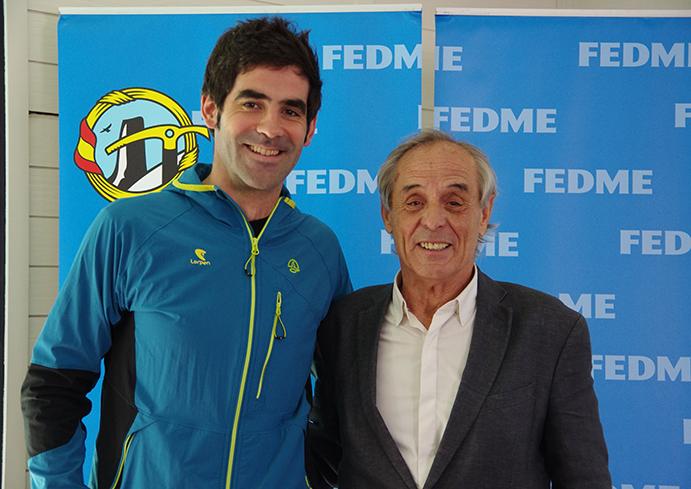 Ternua y Lorpen equiparán a los alpinistas de la Fedme hasta 2017