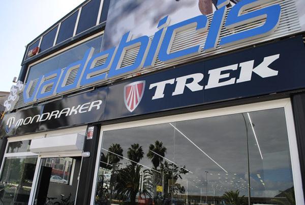 Vadebicis incluye 6 tiendas en el directorio de tiendas de CMDsport