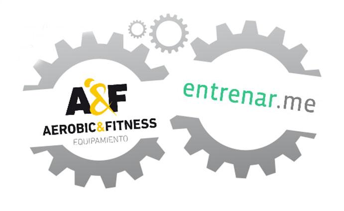 Aerobic&Fitness y Entrenar.me cierran un acuerdo
