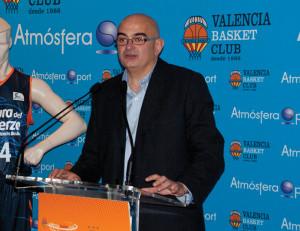 José Ramón Manzanares, consejero delegado de Atmósfera Sport.