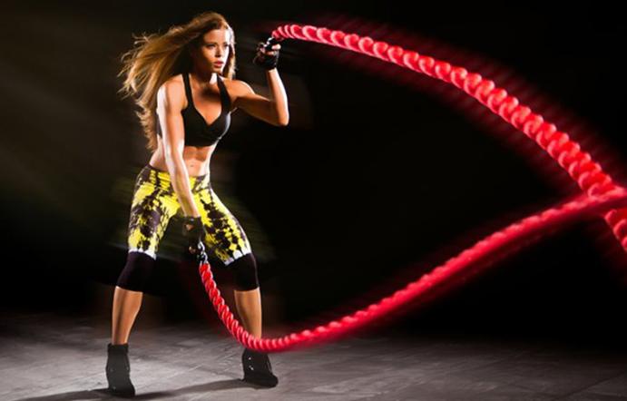 Qué son y para qué sirven las Battle Ropes