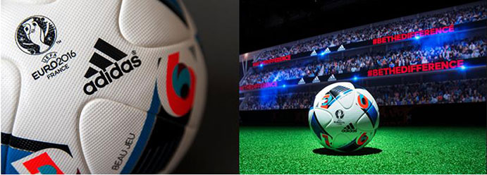 La Copa del Rey se jugará con el balón de la Eurocopa