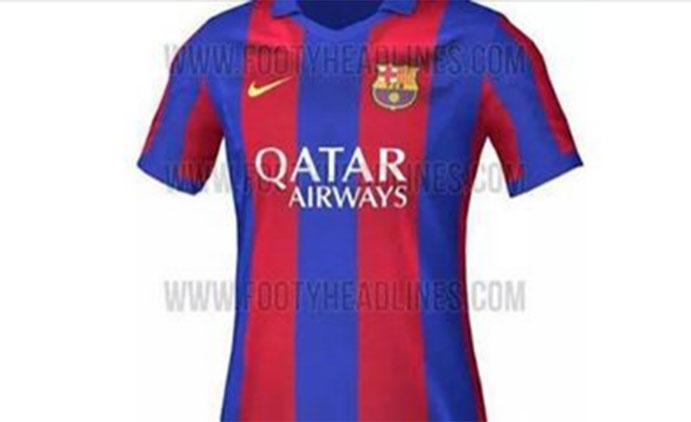 El FC Barcelona recuperará las franjas verticales