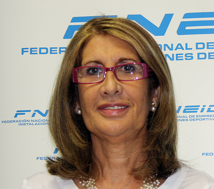 Hortensia Vigil anuncia su dimisión como presidenta de la Fneid