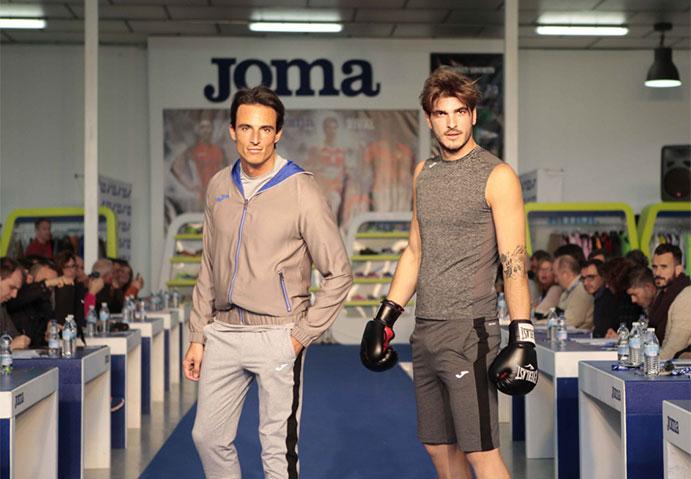 Joma añade una colección de moda casual en su catálogo 2016