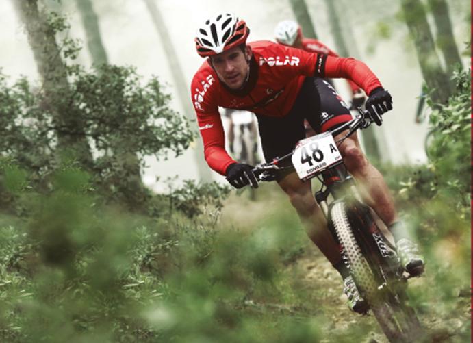Polar desvela los primeros miembros de su Team en la Andalucía Bike Race