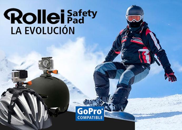 Rollei se posiciona en el canal deportivo con sus cámaras de acción