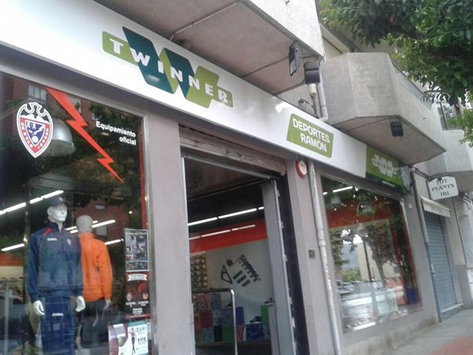 Las cadenas de tiendas de deportes con más cobertura geográfica de España