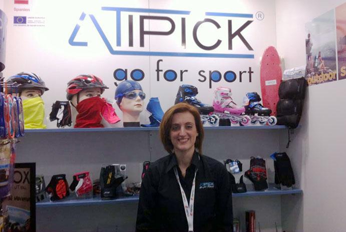 Fitness y natación, principales reclamos de Atipick en Ispo