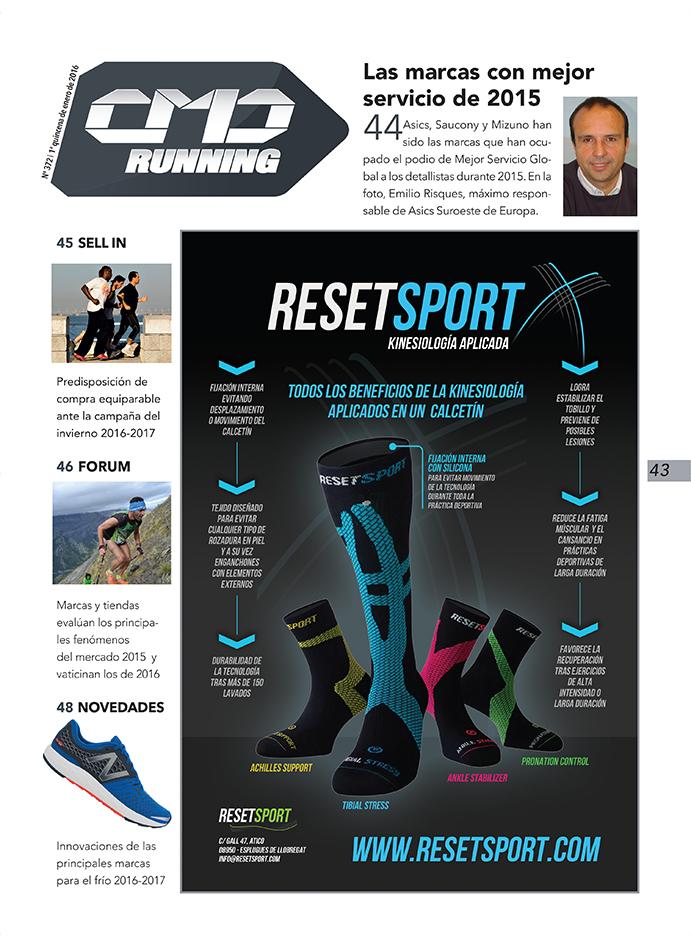 Las marcas de running con mejor servicio a tiendas del 2015