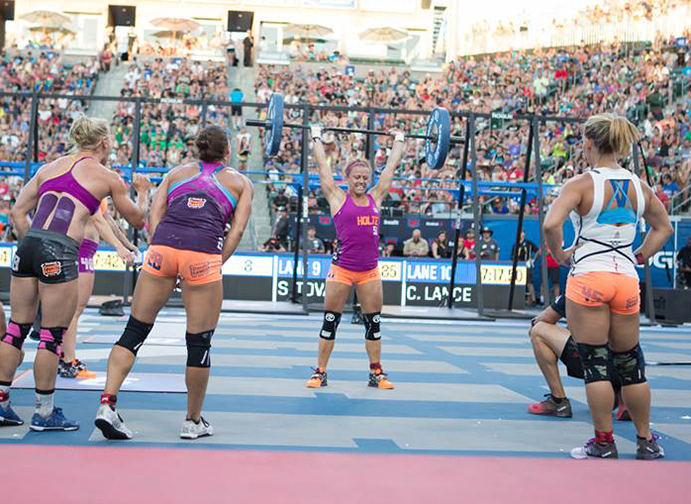 Abierta la inscripción para los Open Series de los Reebok CrossFit Games