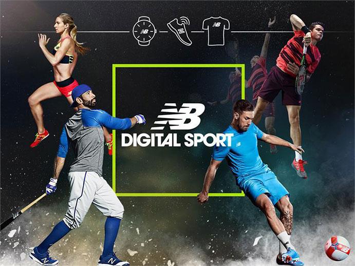 New Balance fabricará dispositivos 'wereables' y otras tecnologías para deportistas