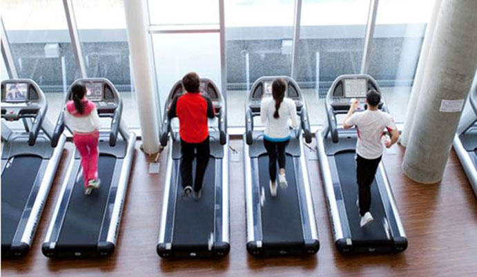 F&H Fitness aumenta un 5 por ciento sus ventas