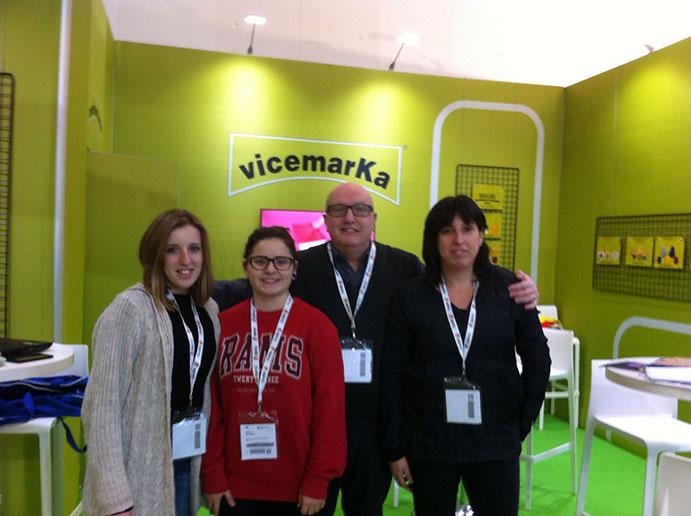Markamanía se abre al mercado internacional con su nueva marca Vicemarka