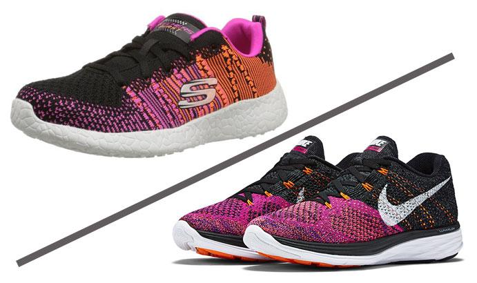Adidas demanda a Skechers por un modelo de tenis Derecho