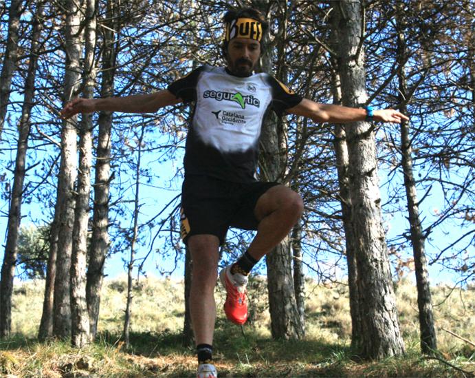 Pau Bartoló afronta en Laponia su mayor reto trail