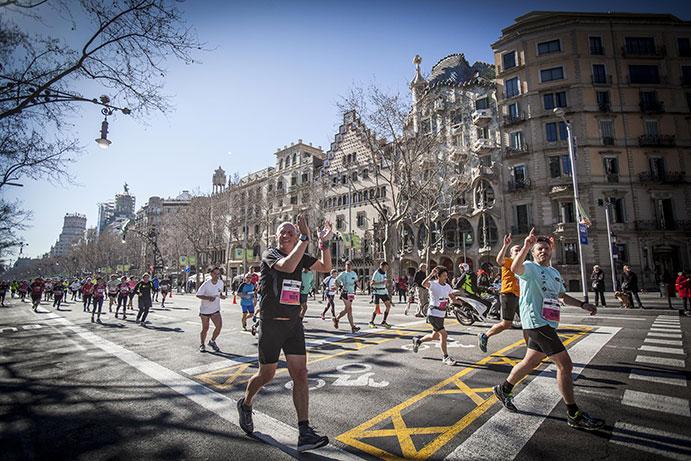 maratón barcelona 2015