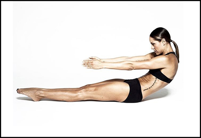 Qué es y para qué sirve el Roll Up de Pilates