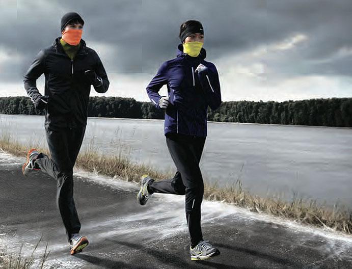 Correr poco y en temperaturas muy frías o muy altas beneficia al cerebro