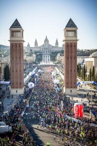 zurich maratón barcelona 2015