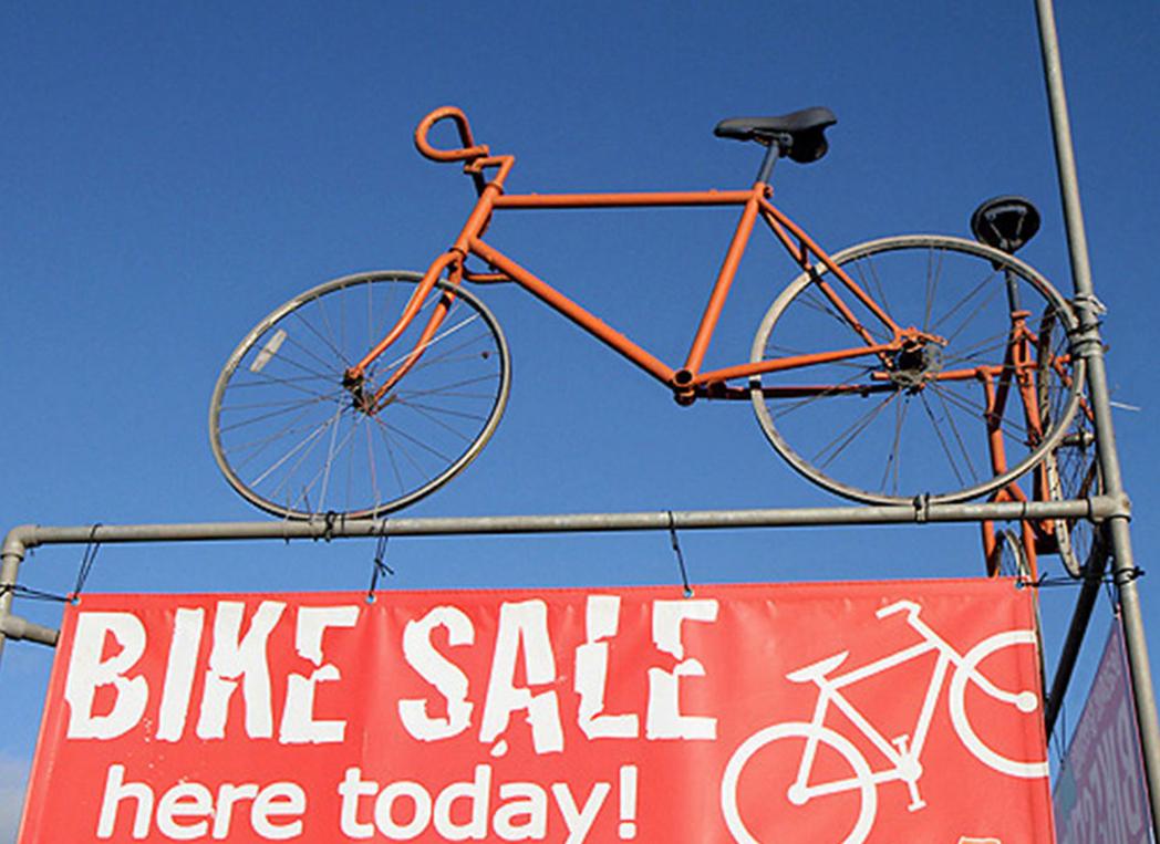 """Tiendas de ciclismo lamentan """"tener que asumir"""" la subida de tarifas"""